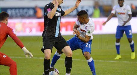 HNL: Hajduk deklasirao Rijeku i dostigao Osijek