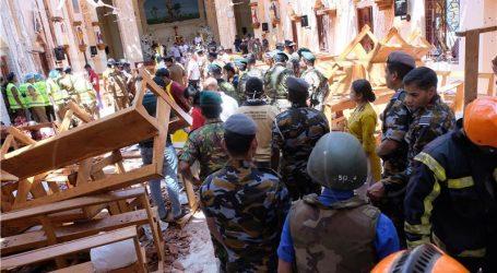 Većinu napada u Šri Lanki izveli bombaši samoubojice