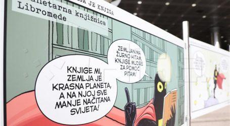 Razočaravajući podaci o padu čitanosti u Hrvatskoj