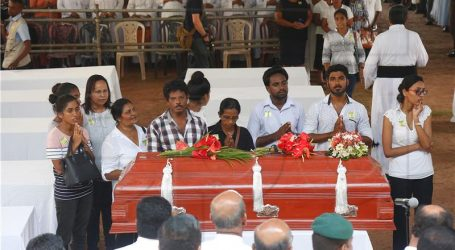 Predsjednik Šri Lanke zatražio ostavke dvojice visokih sigurnosnih dužnosnika