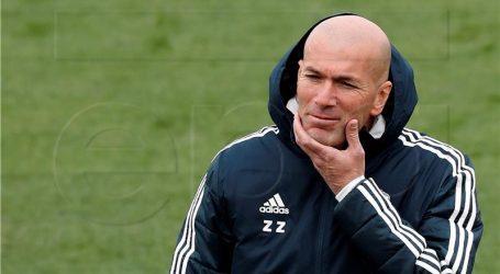 """ZIDANE """"Za mene je La Liga najvažnija"""""""