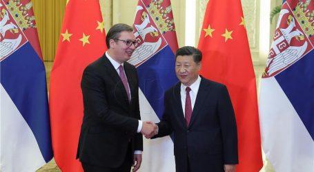 """VUČIĆ """"Kinu i Srbiju vezuje čelično prijateljstvo"""""""