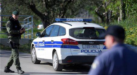 KAŠTEL LUKŠIĆ Policija upadom okončala talačku krizu