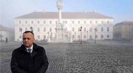 OSIJEK Hospitaliziran gradonačelnik Ivica Vrkić