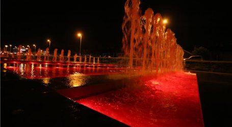 Četiri hrvatska grada osvijetlit će svoje znamenitosti crvenom bojom