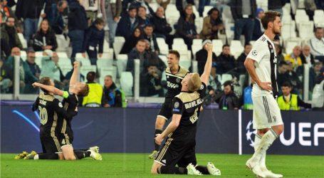 Dionice Juventusa pale nakon ispadanja iz Lige prvaka