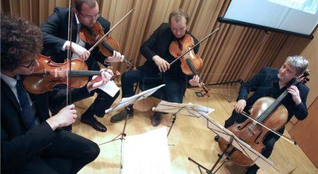 Zagrebački kvartet slavi 100 godina i rekonstruira prvi koncert ansambla