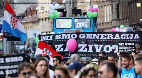 Željka Markić na dan izborne šutnje marširat će protiv pobačaja