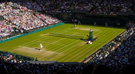 Nagradni fond u Wimbledonu povećan na 38 milijuna funti