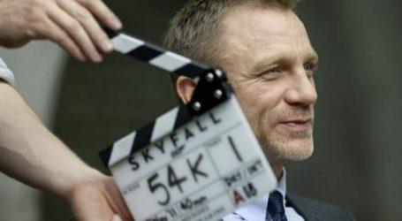 VIDEO: Daniel Craig se vraća snimanju filma