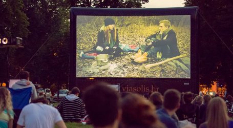 Borotalco Screen on the Green filmski piknik festival