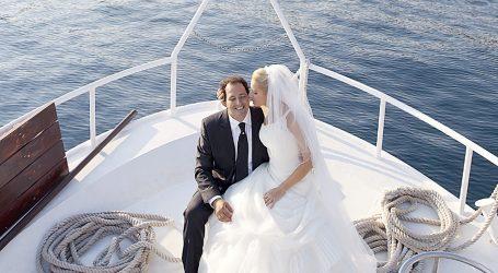 Novi hit na Jadranu: Skupa vjenčanja na luksuznim brodovima