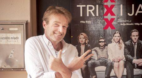 """FILIP NOLA """"Predstava 'Tri X i ja' otkriva muško-žensku igru i spolne uloge"""""""