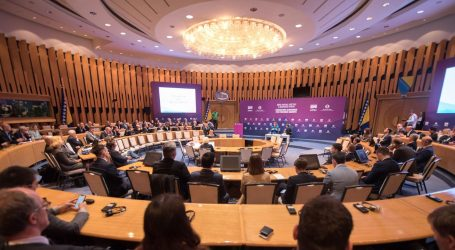 Završen program Godišnje skupštine EBRD-a u Sarajevu