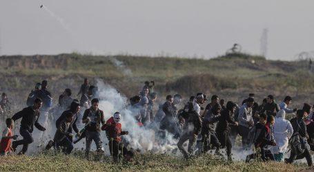 Izrael ubio dva militanta u Gazi, Palestinac ubijen u graničnom prosvjedu