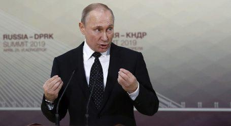Putin i Trump razgovarali o nuklearnom sporazumu i Venezueli