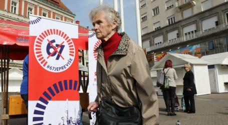 RAD DO 67. Bandić i Pupovac protiv, Pametno uz HDZ
