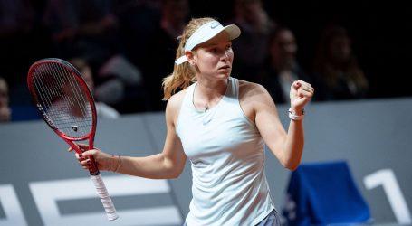 WTA Madrid: Donna Vekić u drugom kolu