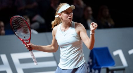 WTA LJESTVICA Vekić napredovala jedno mjesto
