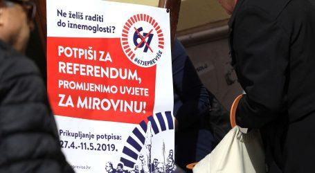 "DIP ""Zakon ne kaže da nadziremo protureferendumske inicijative"""