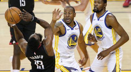 NBA Warriorsima se vraća Iguodala, očekuje se povratak Cousinsa i Duranta