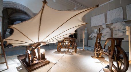 Francuska i Italija obilježavaju 500. godišnjicu smrti Leonarda da Vincija