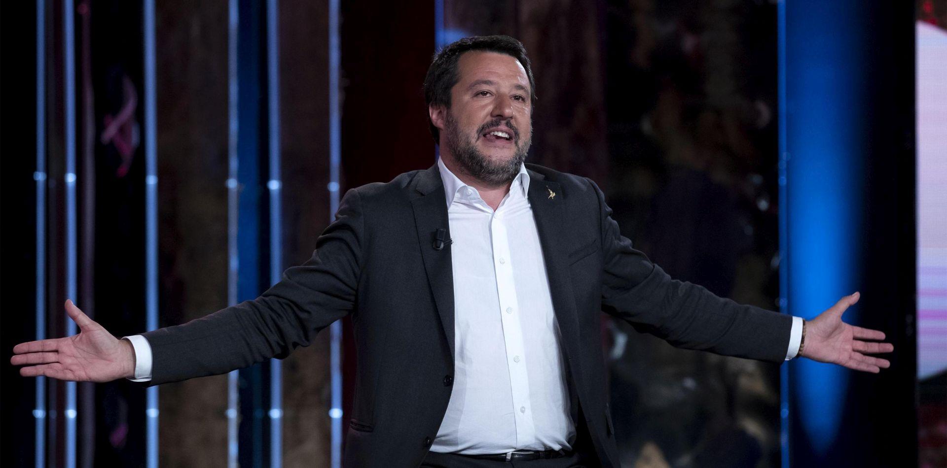 Salvini zanijekao bilo kakvo rusko financiranje Lige