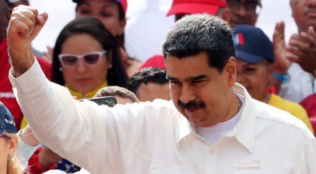 Maduro objavio da je puč slomljen