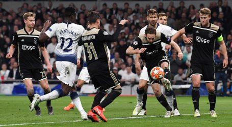 Ajax lovi sedmo, a Tottenham prvo finale