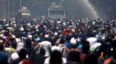 Novi sukobi u Caracasu, Guaido pozvao na opći štrajk