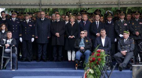"""JANDROKOVIĆ """"Neka se i druge stranke sjete poginulih za Hrvatsku"""""""