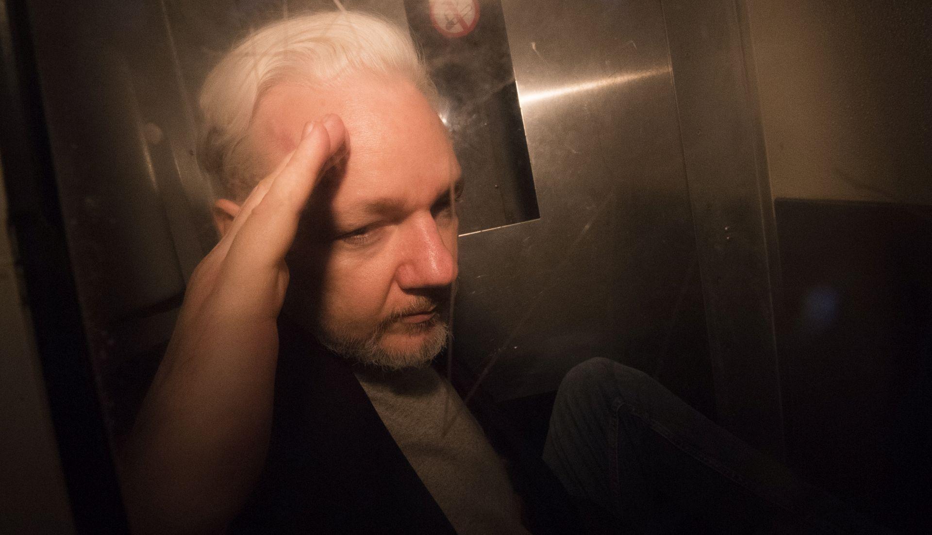 Švedski tužitelj traži Assangeovo uhićenje