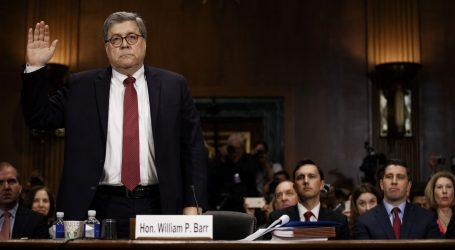 Američki državni odvjetnik Barr svjedočio o Muellerovom izvješću