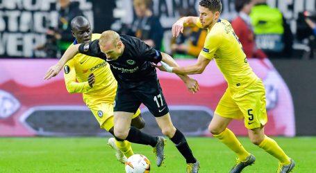 EUROPSKA LIGA Remi u Frankfurtu, prednost za Arsenal