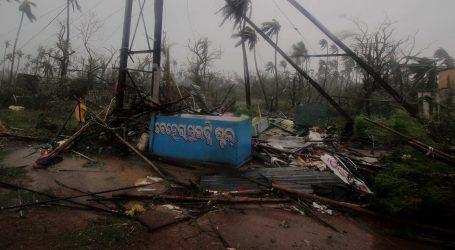 INDIJA Snažni ciklon ubio najmanje dvije osobe