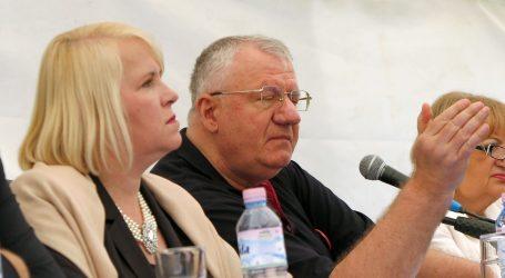 HRTKOVCI Šešelj zanijekao svoje ratne zločine i Srebrenicu
