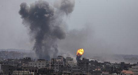 Nasilje u Gazi ulazi u drugi dan uz raketne napade i zračne udare