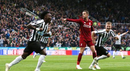 Liverpool pobijedio Newcastle u gostima 3-2