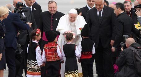 BUGARSKA Stigao papa Franjo