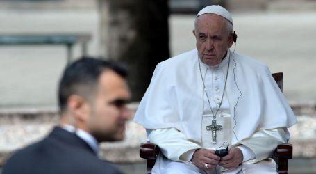 Papa će u Sjevernoj Makedoniji moliti za jedinstvo naroda