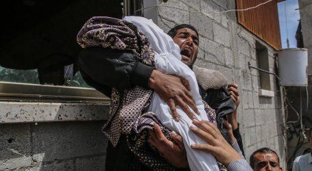 Raste broj mrtvih u sve žešćim izraelsko-palestinskim sukobima