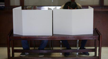 Na manjinskim izborima do nedjelje poslijepodne glasovalo oko 10 posto birača