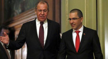 """LAVROV """"Američka intervencija u Venezueli bila bi katastrofalna"""""""