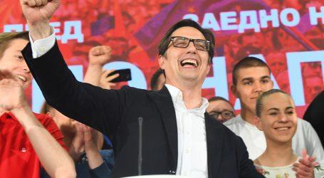 Pendarovski pobijedio na makedonskim predsjedničkim izborima