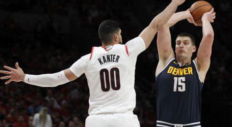 NBA Denver i Toronto izjednačili