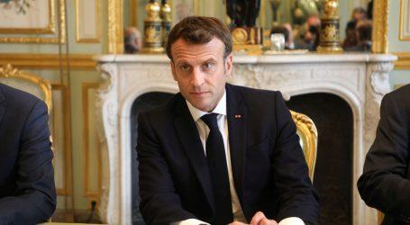 Macron upozorava na opasnost 'raspada' Europske unije