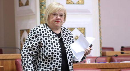 """Mrak-Taritaš: """"Pod izlikom koronavirusa Bandić i HDZ ušutkavaju oporbu"""""""