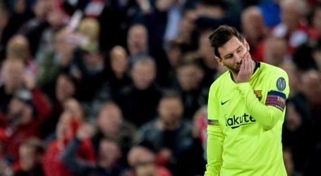 """MESSI """"Za ispadanje od Liverpoola krivim sebe i suigrače"""""""