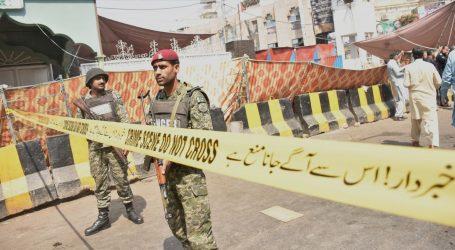 Eksplozija pored svetišta u Pakistanu, najmanje osmero mrtvih