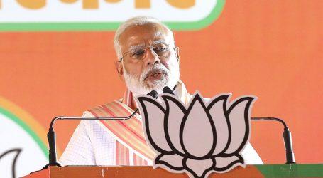 Indijski premijer Modi ostvario povijesnu izbornu pobjedu